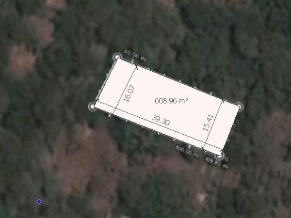 Lokasi Tanah Pemakaman Wakaf RW.21